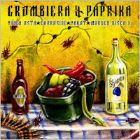 2009 - V/A -GROMBIERA & PAPRIKA LP,  July 2009